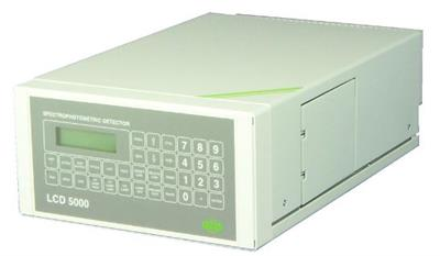 INGOS - Model UV-VIS LCD 5000 - HPLC Detectors