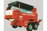 Model BA 4000 - Asphalt Recycler