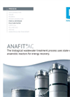 ANAFIT®.CS - Cleaning of heavily mineralized waste water from industrial production processes in the food industry