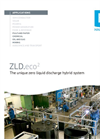 ZLD.eco2 - The unique zero liquid discharge hybrid system