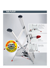 Hailo ProfiLOT - Aluminium Combination Ladder – Brochure