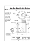 Electric Lift Stations – Brochure