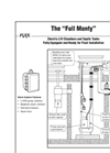 Electric Lift Chamber Plumbing System (Full Monty) - Brochure