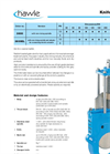 Knife Gate Valve- Brochure