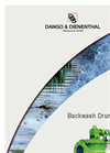 Backwash Drum Filter (RTF) - Brochure