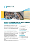 Davco - Field-Erected Biological Wastewater Treatment Plants Brochure