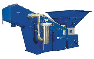 J-Mate - Model JWI - Continuous Dryer