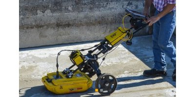 TAUBER - Georadar / Ground Penetrating Radar (GPR)