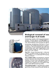 BioGasClean - FRP Tanks for Biological Removal of Medium and Larger H2S Loads - Brochure