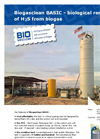 Model Basic - Automated Gas Cleaning Systems Brochure