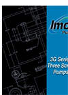 Series 3G Three Screw Pumps Brochure