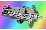 Model Series 4U/4T - Three Screw Pumps