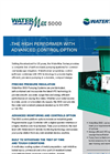 WaterMax - Series 5000 - Prefabricated, Self-Enclosed Pump Station Brochure