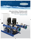 Watertronics - Municipal Modular Booster Station Brochure