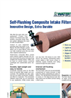 Watertronics - Bas Self-Flushing Filters Brochure