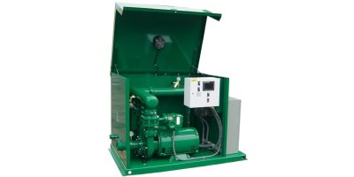WaterMax - Model Series 7000 - Complete Line of Self-Enclosed Pumping Systems