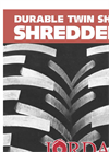 Plastic Shredder - Brochure
