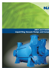 Product Brochure Large Pumps 2BE4 and P2620 (EMEA) - Brochure
