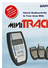 MiniTRACE - Model CSDF - α, β and γ Mobile Contamination Meter Brochure