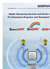 Homeland Security Brochure / Mobile Monitoring System for Emergency Response
