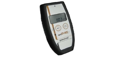 MiniTRACE Gamma - Model S10 / S100 - Portable Survey Meter Device
