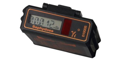 Saphydose Gamma i - Operational Electronic Hp(10) Dosimeter for X and Gamma Rays