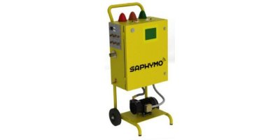 Saphymo - Model BAB-A7 - Mobile Aerosol Beacon