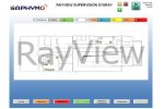 RAYVIEW - Version RMS - Supervision Software