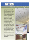 Direct-Attached Ceiling Panels Brochure