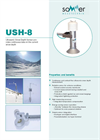 Sommer - Model USH-8 - Snow Depth Measurement Sensor Brochure