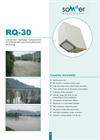 Sommer - Model RQ-30 / RQ-30a - Non-Contact Discharge Radar System Brochure