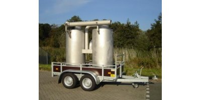 Koks - Gas Cleaning Unit