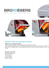 Bronneberg PowerBird - Scrap Shears Brochure