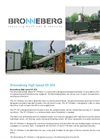 Bronneberg - SP-350 - Heavy Duty High Speed Baler Datasheet