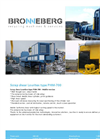 Bronneberg - Lourtiex Type PHM-700 - Scrap Shear - Mobile Version Datasheet
