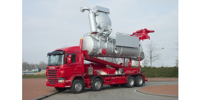 Vacu-Press - Model 8000 Hi-Lift - Vacuum Trucks