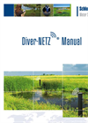 Diver-NETZ - Version Diver-HUB - Manual