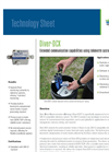 Diver-DCX Technology Sheet (metric units) - Brochure