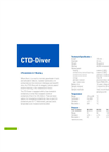 Van-Essen - Model CTD-Diver - Water Level Dataloggers - Brochure