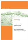 Micro nutrient solution with essential trace elements Services- Brochure