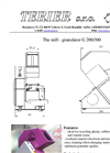 Granulators 200/300 pdf