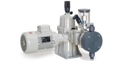 DOSEURO - Model Series PDP type SDI - Positive Return Sandwich Hydraulic Diaphragm Pump