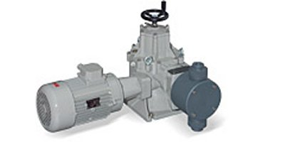 DOSEURO - Model Series PDP Type A - Positive Return Plunger Pump