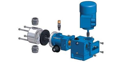 Alltech - Model FKM - Piston Diaphragm Metering Pumps
