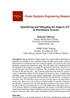 Quantifying and Mitigating the Impacts of PV in Distribution Systems