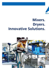 Mixers - Dryers - Innovative Solutions - Brochure