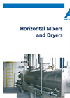 AVA-Horizontal Mixers and Dryers Brochure