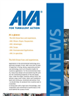 AVA - for Turbulent Action - Envi News Brochure