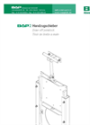 BAP - Model 2 - Draw-off Penstock Brochure