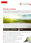 Model DPF-BA - Efficient Exhaust Aftertreatment Systems Brochure
